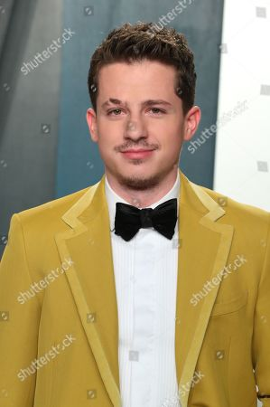 Stock Picture of Charlie Puth