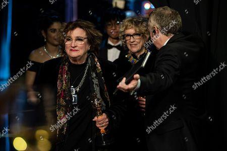 Nancy Haigh and Barbara Ling