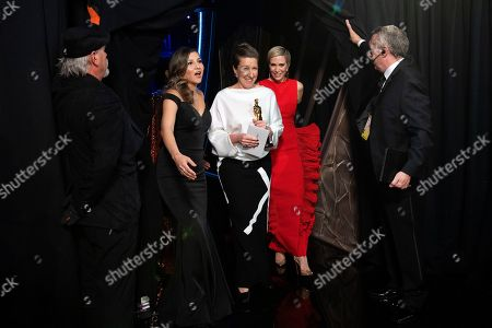 Jacqueline Durran and Kristen Wiig