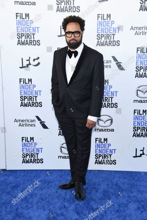 Editorial picture of 35th Annual Film Independent Spirit Awards, Arrivals, Los Angeles, USA - 08 Feb 2020