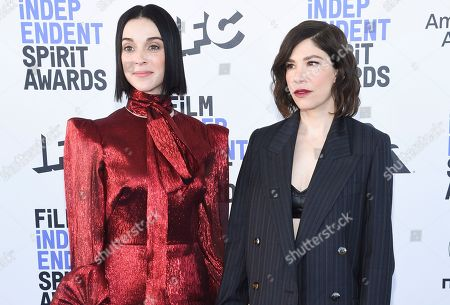 St. Vincent and Carrie Brownstein