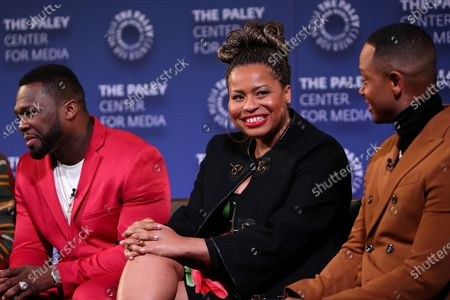 50 Cent, Courtney A Kemp and Terrence J
