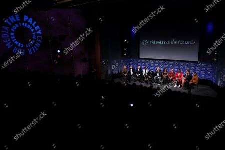Editorial picture of PaleyLive NY: Power Series Finale Celebration, Panel, New York, USA - 07 Feb 2020