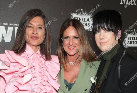 Cathy Schulman, Diane Warren, Chelsea Cohen