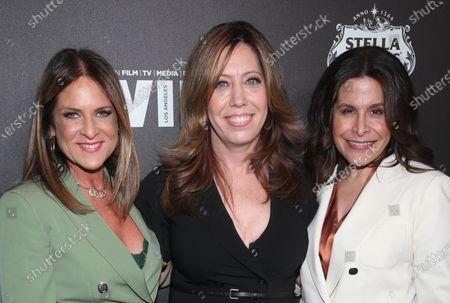 Cathy Schulman, Kirsten Schaffer, Amy Baer