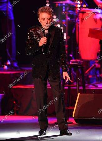 Editorial picture of Frankie Valli in concert at the Hard Rock Live, Seminole Hard Rock Hotel and Casino, Hollywood, Florida, USA - 07 Feb 2020