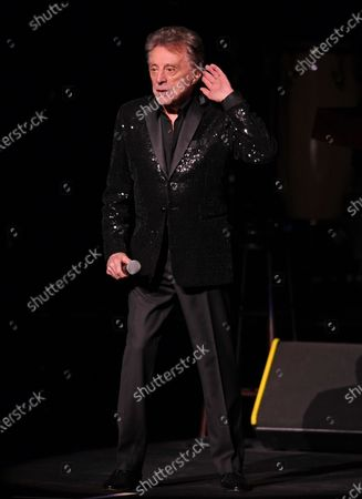 Stock Picture of Frankie Valli