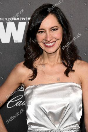 Charlene Amoia attends the 13th Annual Women In Film Female Oscar Nominees Party at Sunset Room Hollywood, in Los Angeles