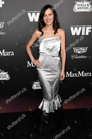 Editorial image of 13th Annual Women In Film Female Oscar Nominees Party, Los Angeles, USA - 07 Feb 2020