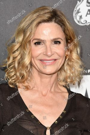 Kyra Sedgwick attends the 13th Annual Women In Film Female Oscar Nominees Party at Sunset Room Hollywood, in Los Angeles