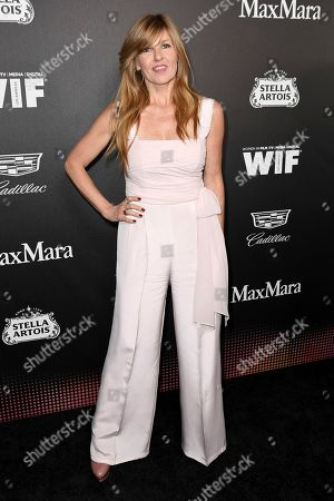 Connie Britton attends the 13th Annual Women In Film Female Oscar Nominees Party at Sunset Room Hollywood, in Los Angeles