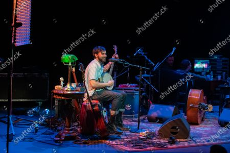 Stock Picture of Shakey Graves