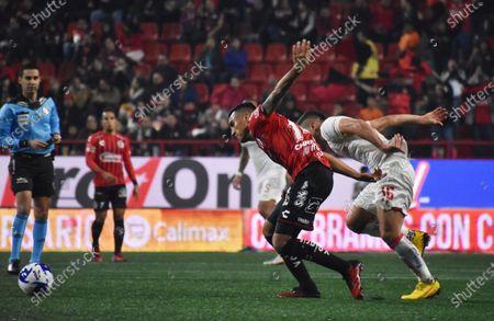 Editorial photo of Club Tijuana vs. Toluca, Mexico - 07 Feb 2020