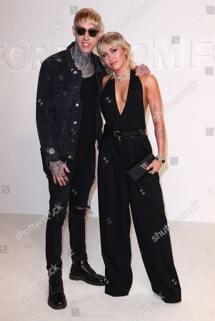 Trace Cyrus and Miley Cyrus