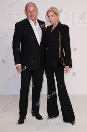 John Demsey and Priscilla Phillips
