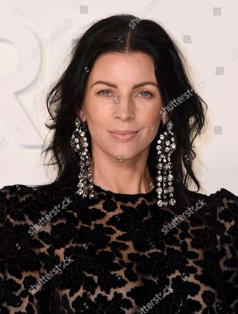 Liberty Ross attends the Tom Ford show at Milk Studios during NYFW Fall/Winter 2020, in Los Angeles