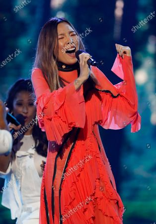 Editorial image of Eurovision - Australia Decides 2020 final, Gold Coast - 08 Feb 2020