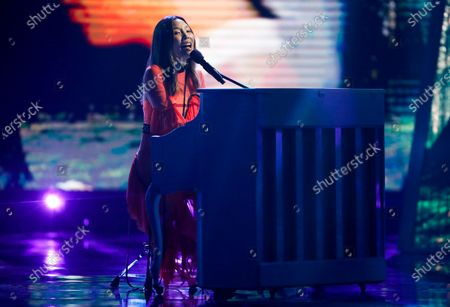 Editorial photo of Eurovision - Australia Decides 2020 final, Gold Coast - 08 Feb 2020