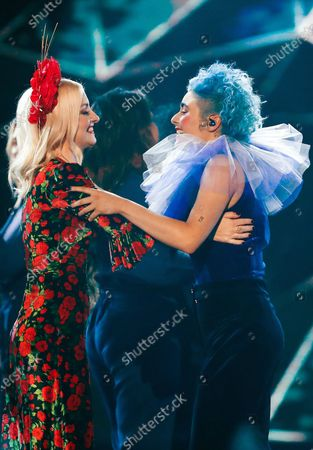 Editorial picture of Eurovision - Australia Decides 2020 final, Gold Coast - 08 Feb 2020