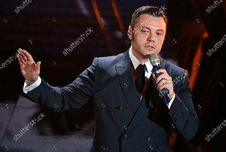 Editorial photo of 70th Sanremo Music Festival 2020, Italy - 08 Feb 2020