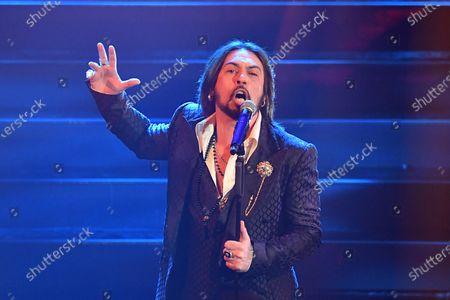 Editorial picture of 70th Sanremo Music Festival 2020, Italy - 08 Feb 2020