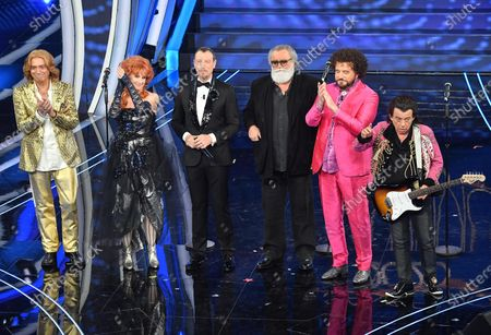 Editorial image of 70th Sanremo Music Festival 2020, Italy - 08 Feb 2020