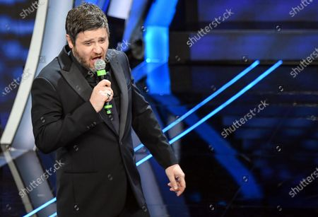 Editorial image of 70th Sanremo Music Festival 2020, Italy - 08 Feb 2020