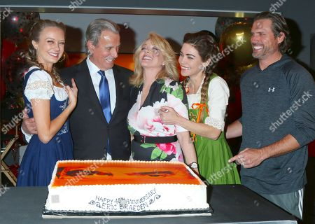 Editorial picture of Eric Braden's 40th Anniversary on the 'Young and the Restless' Celebration, Los Angeles, USA - 07 Feb 2020