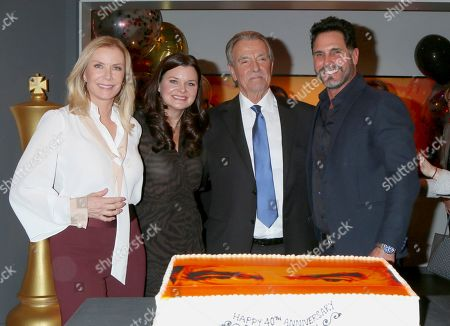 Editorial photo of Eric Braden's 40th Anniversary on the 'Young and the Restless' Celebration, Los Angeles, USA - 07 Feb 2020