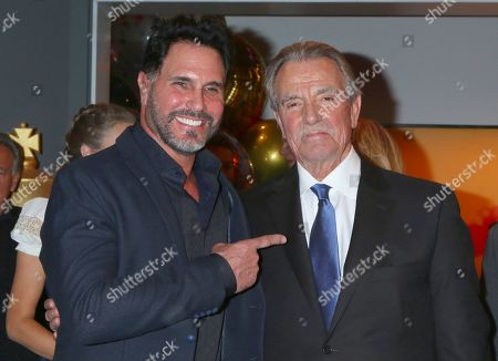 Don Diamont and Eric Braeden