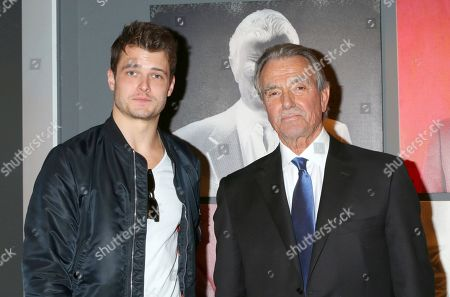 Michael Mealor and Eric Braeden