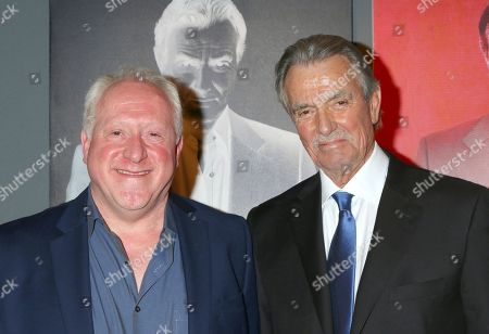 Charles Sherman and Eric Braeden