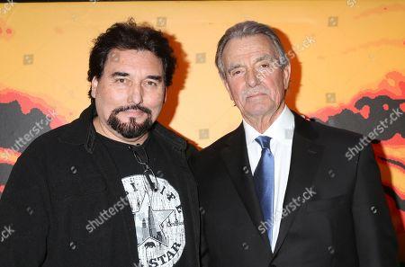 John Castellanos and Eric Braeden
