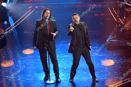 Francesco Sarcina and Mauro Iandolo