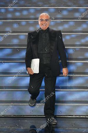 Stock Image of Tony Renis