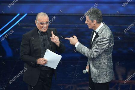 Editorial picture of 70th Sanremo Music Festival, Italy - 07 Feb 2020