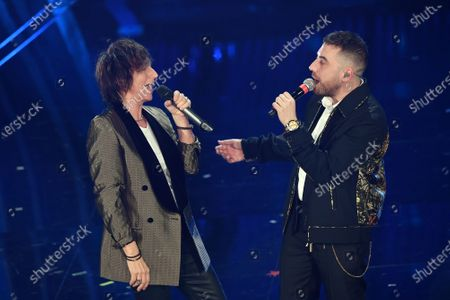 Editorial image of 70th Sanremo Music Festival, Italy - 07 Feb 2020