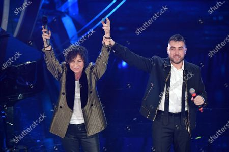 Editorial picture of 70th Sanremo Music Festival, Italy - 07 Feb 2020