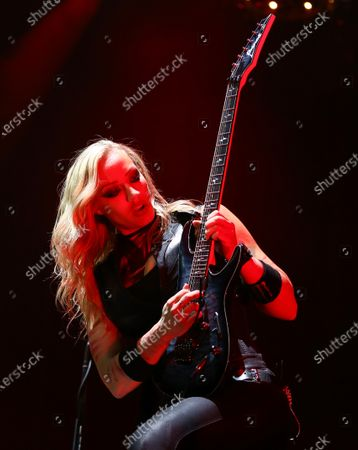 Stock Picture of Nita Strauss
