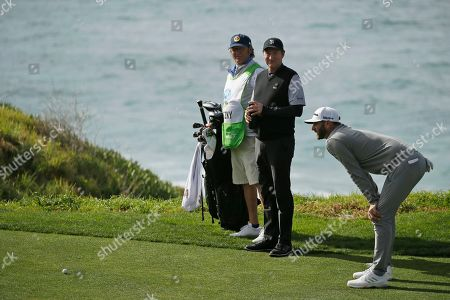 Editorial picture of Golf, Pebble Beach, USA - 08 Feb 2020