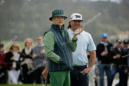 Editorial image of Golf, Pebble Beach, USA - 08 Feb 2020
