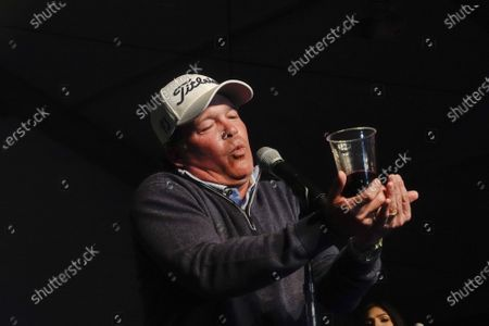 Editorial photo of AT&T Pebble Beach, Pro-Am Tournament, Charity Music Concert, Monterey, USA - 07 Feb 2020