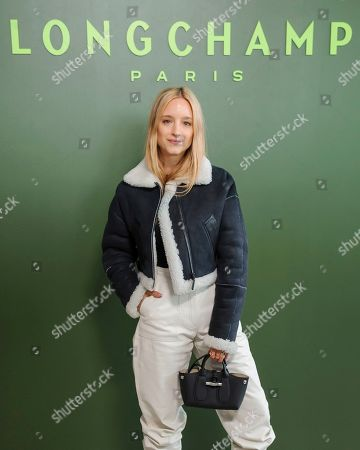 Charlotte Ronson attends NYFW Fall/Winter 2020 - Longchamp at Hudson Commons, in New York