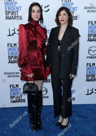St Vincent and Carrie Brownstein