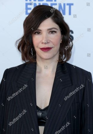 Stock Picture of Carrie Brownstein