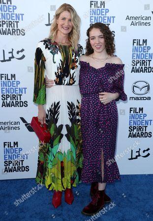 Laura Dern and Jaya Harper