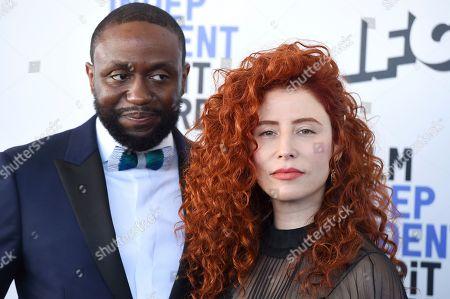 Editorial image of 2020 Film Independent Spirit Awards - Arrivals, Santa Monica, USA - 08 Feb 2020