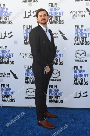 Editorial photo of 2020 Film Independent Spirit Awards - Arrivals, Santa Monica, USA - 08 Feb 2020