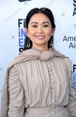 Editorial image of 2020 Film Independent Spirit Awards - Red Carpet, Santa Monica, USA - 08 Feb 2020