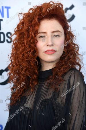 Editorial picture of 2020 Film Independent Spirit Awards - Red Carpet, Santa Monica, USA - 08 Feb 2020